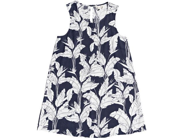 Roxy Tranquility Vibes Vestido Mujer, mood indigo flying flowers